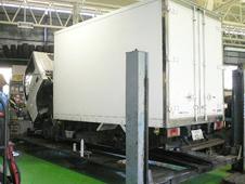 中型トラック・マイクロバス・特種車輌等の車検